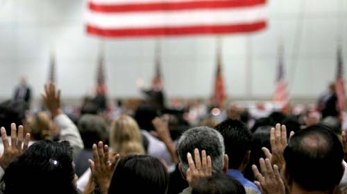 At Andres Mejer Law we are proud to celebrate citizenship day