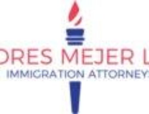 We helped Ms. Libia obtain legal status