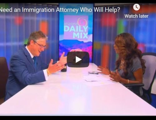 Arizona 7 New Immigration Attorney Discusses Trump Immigration Reform