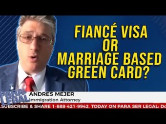 Visa de Prometido