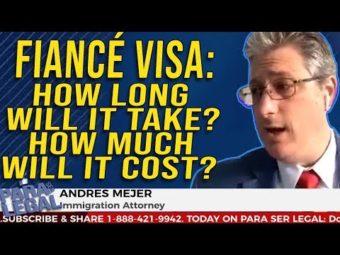 Costo de Visa de Prometidos